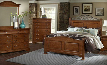 $49 for $200 Worth of Furniture at Weekend Furniture Warehouse