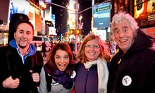Two-Hour Walking Tour for Two or Four from Broadway Up Close Walking Tours (Up to 51% Off)