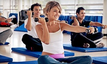 1- or 3-Month MAC Fitness Gym Membership with 1 Personal-Training Session at Meadowlands Athletic Club (Up to 85% Off)