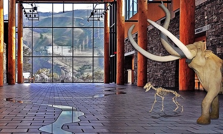 Membership or Visit to Columbia Gorge Discovery Center & Museum  (Up to 51% Off)