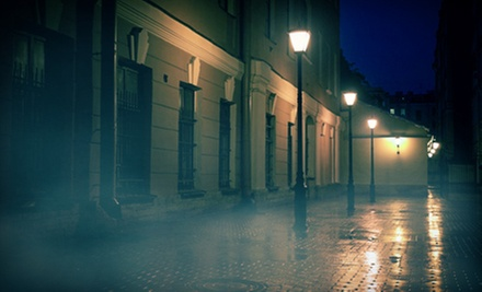 Walking Ghost Tour or Pub Crawl for Two, Four, or Six from Annapolis Ghost Tours (Up to 55% Off)