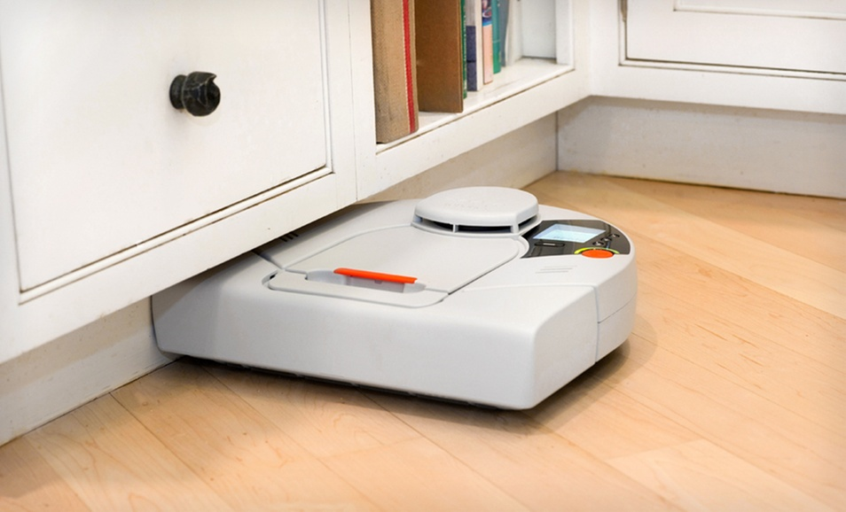 Neato XV-12 All Floor Robotic Vacuum with Neatos laser-based Room Positioning System