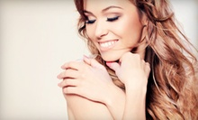 Haircut Package with Optional Color or Full or Partial Highlights at Eklipse Salon and Spa with Tiffany (Up to 63% Off)