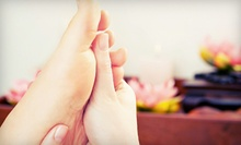 Reflexology Massage Package at Mercy's Touch Massage (Up to 61% Off). Three Options Available.