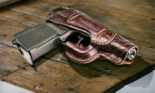 Concealed-Carry Handgun Class for One or Two at Freedom Firearms LLC (Up to 61% Off)