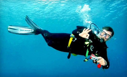 One-Hour Try Scuba Class for One or Two at Central Valley Scuba Center (70% Off)