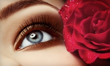 One or Two Full Sets of Eyelash Extensions at Face to Face Beauty Studio (Up to 72% Off)