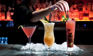 16-hour Bartender-certification Training Course For 1 Or 2 At Professional Bartenders Association (up To 67% Off)