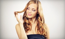 Haircut and Color Packages at Chrysalis Salon (Up to 75% Off). Three Options Available.