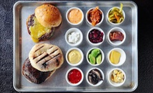 $10 for $20 Worth of Burgers and Modern American Lunch at Sparrow Bar + Cookshop