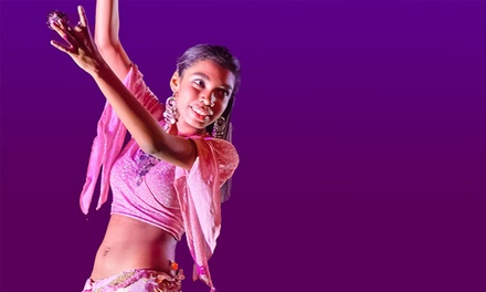 $59 for a Kids' Six-Week Springtime Belly-Dance Program at Saffron Dance ($130 Value)