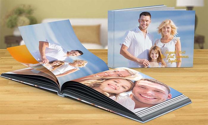 Álbum de fotografias personalizado desde 9,99€