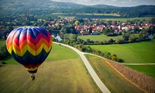 $299 for a Hot Air Balloon Ride for Two from Hard Times Ballooning ($550 Value)