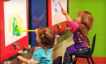 $12 for General Admission for Four to Mobius Kids Children's Museum ($24 Value) 