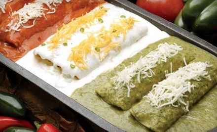 $10 for $20 Worth of Mexican Food at Azteca Mexican Restaurant