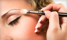 $39 for Makeover Package with Makeup Application and Take-Home Custom Cosmetics from Custom Face (Up to $100 Value)