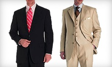 $699 for a Bespoke Suit with Two Dress Shirts and Two Years of Alterations at Ram's Clothiers ($1,478 Value)