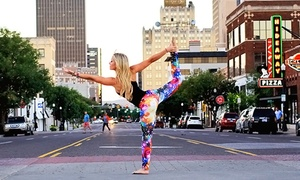 $35 For One Month Of Unlimited Hot Yoga, Barre & Hot Pilates Classes At Balance Yoga Barre ($110 Value)