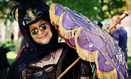 $20 for Weekend Steampunk-Festival Visit for Two from Charles River Museum of Industry &amp; Innovation ($40 Value)