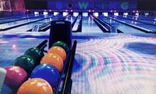 Bowling for Up to 6 or a Party Package for Up to 10 at Astro Super Bowl (Up to 56% Off). Four Options Available.