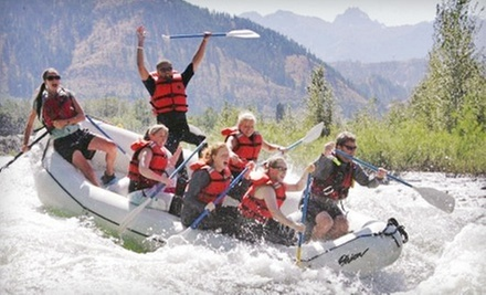 Weekend or Weekday Whitewater-Rafting Trip on the Wenatchee from Orion River Expeditions in Cashmere (Half Off)