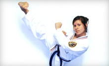 $20 for One Month of Unlimited Martial-Arts Classes at Family ATA ($125 Value)