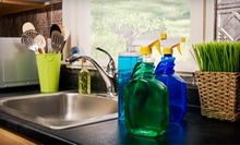 Two- or Four-Hour Housecleaning Session from Housemaids 4 You (Up to 57% Off)