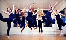 5 or 10 Drop-In Dance or Fitness Classes at NYC Dance Arts (Up to 65% Off)