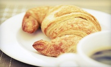 Coffee and Pastries at St. Thomas Roasters (Up to 62% Off). Three Options Available.