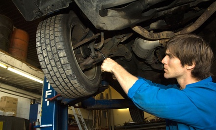$45 for a Four-Wheel Alignment at Advance Auto ($89 Value)