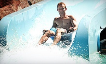 $29 for 12 Months of Waterpark Admission, Chicago Fire Games, Bowling, and More from Seven Peaks (Up to $79.95 Value)