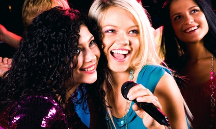 Two-Hour Private Karaoke Room Rental for 10 or 20 Plus Asian Cuisine at Tango Karaoke Lounge (65% Off)