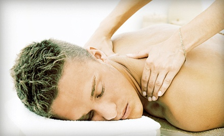 $45 for Three-Visit Chiropractic Package with Massage at Balance Chiropractic & Wellness (Up to $398 Value)
