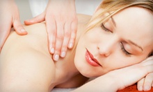 Swedish or Deep-Tissue Massage with Optional Red-Light Therapy at Euphoria Massage &amp; Healing (Up to 56% Off)