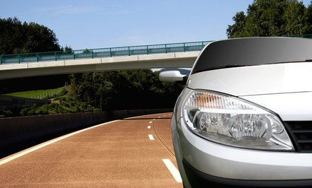Tinting for Two Doors and a Windshield, a Sedan, or an SUV at TNS Auto Detail (Up to 55% Off)