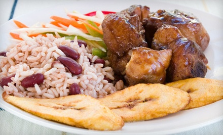Three-Course Puerto Rican Dinner for Two or Four at El Rincon Tropical (Up to 58% Off)