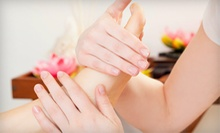 $55 for a 90-Minute Reflexology Treatment with Aromatherapy at Cosi Bella Salon &amp; Spa ($120 Value)