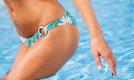 One or Three Brazilian Waxes, Wax and Facial Package, or Facial at Boca Tanning Club (Up to 62% Off)