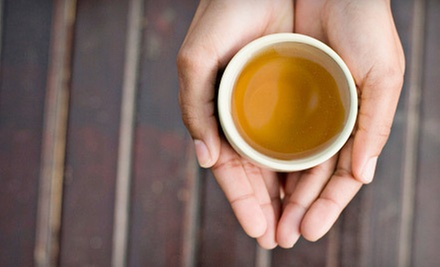Tea Health Class and Tasting for One or Four Plus Tea to Take Home at Prima Tea (Up to 73% Off)