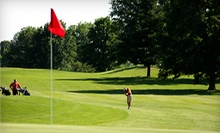 18-Hole Round of Golf for Two or Four with Cart Rental at Valle Vista Golf Club in Greenwood (Up to 54% Off)