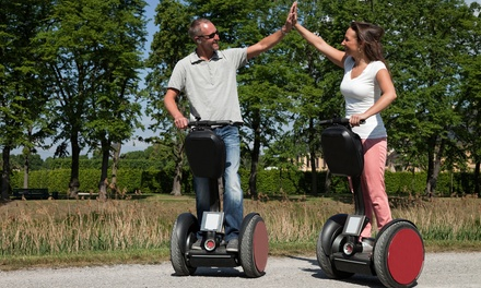 Historic Segway Tour in Austin, San Antonio, or Dallas from Segway Nation (Up to 46% Off