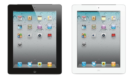 Apple iPad 2 16GB, 32GB, or 64GB WiFi + 3G Tablet (Verizon Unlocked) (Refurbished) from $199.99–$219.99
