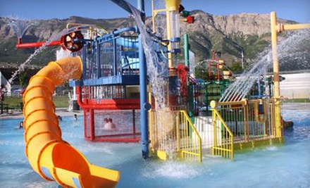 Admission for Two, Four, or Six to North Shore Aquatic Center (58% Off)