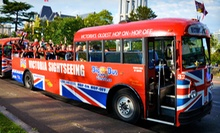 One- or Two-Day Hop-On Hop-Off Sightseeing Tour of Victoria for Two or Four from Big Bus Victoria (Up to 53% Off)