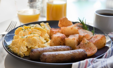 Diner Food for Two or Four or More at The Saugus Cafe (40% Off)