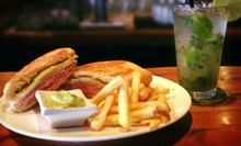 $10 for $20 Worth of Cuban Food Monday–Wednesday or Thursday–Friday at Cafe Con Leche