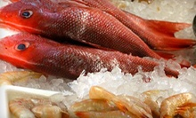 $20 for $40 Worth of Seafood Market Items at Hooked
