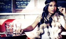 $18 to See Melanie Fiona at Phoenix Concert Hall on Friday, May 3, at 8 p.m. (Up to $31.60 Value)
