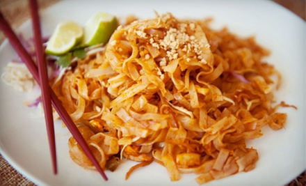 $15 for $30 Worth of Asian Dinner Cuisine at Bon Thai &amp; Sushi