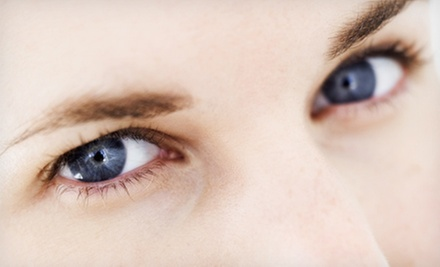 $1,750 for a Conventional LASIK Surgery for Both Eyes at Laser Eye Center ($4,200 Value)